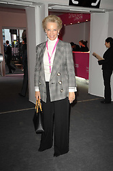 Private View of the Pavilion of Art & Design London 2010 held in Berkeley Square, London on 11th October 2010.<br /> Picture Shows:- HRH PRINCESS MICHAEL OF KENT