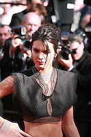 Kendall Jenner at the gala screening for the film Youth at the 68th Cannes Film Festival, Wednesday May 20th 2015, Cannes, France.