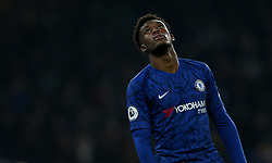 Callum Hudson-Odoi of Chelsea looks frustrated - Mandatory by-line: Arron Gent/JMP - 21/01/2020 - FOOTBALL - Stamford Bridge - London, England - Chelsea v Arsenal - Premier League