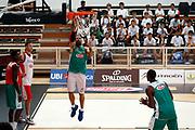 Luigi Datome<br /> Raduno Nazionale Maschile Senior<br /> Allenamento Mattutino Trentino Basket CUP<br /> Trento 29/07/2017<br /> Foto Ciamillo-Castoria/ A.Gilardi