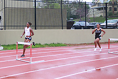 WD2 - 400m Hurdles Trials