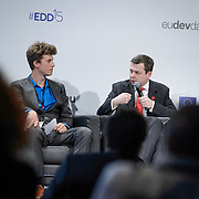 04 June 2015 - Belgium - Brussels - European Development Days - EDD - Jobs - Growing agriculture , growing jobs - The private sector on the spot - Bert Sercu , Chief Sustainability Officer and Director , Durabilis © European Union