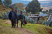 11 May 2011, Matsieng Village, near Morija, Lesotho.