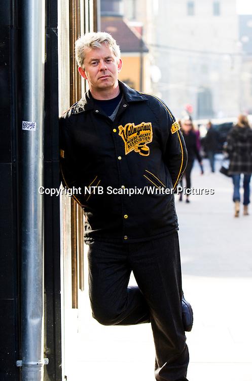 Oslo  20101012. Knut N&Ecirc;rum kommer med bok utgitt p&Acirc; Cappelen Damm<br /> Foto: Berit Roald / Scanpix<br /> <br /> NTB Scanpix/Writer Pictures<br /> <br /> WORLD RIGHTS, DIRECT SALES ONLY, NO AGENCY