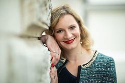 Portrait of vloger Tina Martinec Selan, on May 13, 2019, in Ljubljana, Slovenia. Photo by Vid Ponikvar / Sportida
