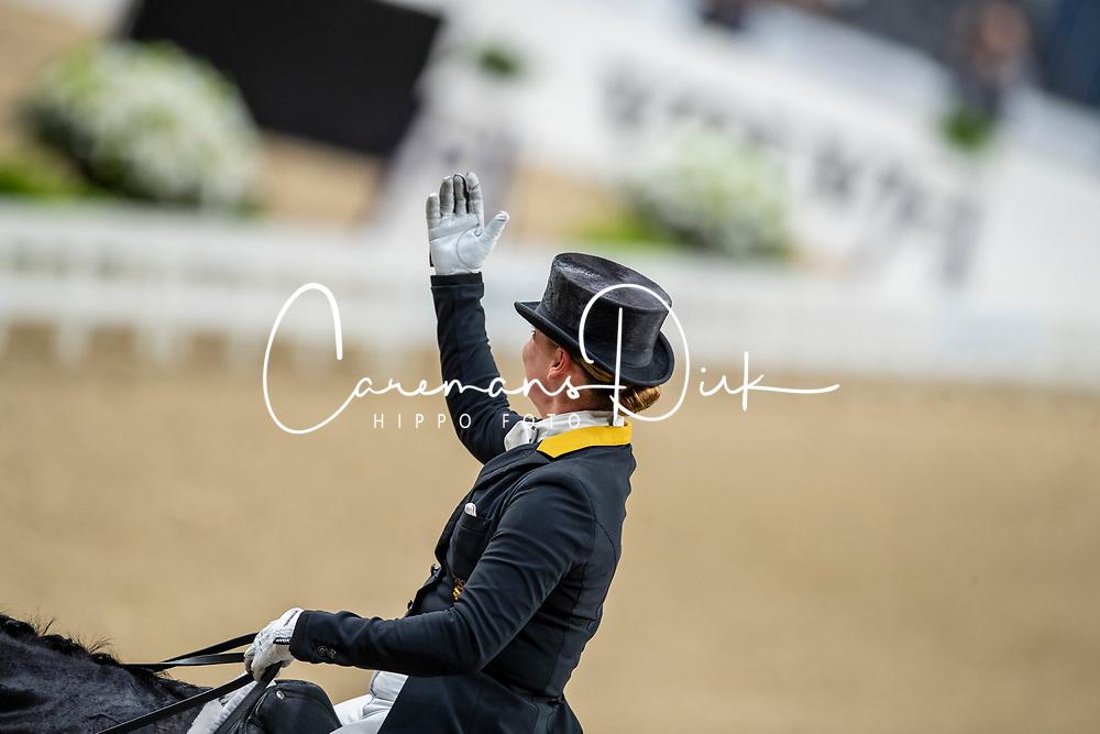 Werth Isabell, GER, Weihegold OLD<br /> LONGINES FEI World Cup™ Finals Gothenburg 2019<br /> © Hippo Foto - Dirk Caremans<br /> 06/04/2019