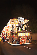 Wagons Roll by Mendip Vale Carnival Club at the 2011 Glastonbury Chilkwell Guy Fawkes Carnival.