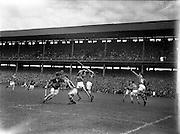 01/09/1957<br /> 09/01/1957<br /> 1 September 1957<br /> All-Ireland Minor Final: Tipperary v Kilkenny at Croke  Park, Dublin.