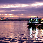 UK: COMMUTING LONDON BY FERRY