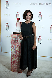 October 3, 2018 - Madrid, Madrid, Spain - Inma Cuesta attends to 'Unica Coral' by Adolfo Dominguez presentation at Adolfo Dominguez Flagship store in Madrid. (Credit Image: © Legan P. Mace/SOPA Images via ZUMA Wire)