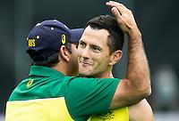ANTWERP -   Jamie Dwyer after the final Australia vs Belgium (1-0). WSP COPYRIGHT KOEN SUYK