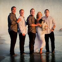 The Breunig Family 2012