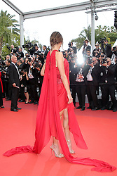 """72th Film Festival of Cannes 2019. Red carpet of """"Les Miserables"""". 15 May 2019 Pictured: Alessandra Ambrosio. 72th Film Festival of Cannes 2019. Red carpet of """"Les Miserables"""". Pictures: Laurent Guerin / EliotPress Set ID: 600453. Photo credit: Eliot Press / ELIOTPRESS / MEGA TheMegaAgency.com +1 888 505 6342"""