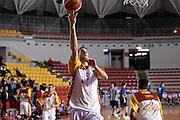 Yuri Piccolo<br /> Unicusano Roma - Benacquista Assicurazioni Latina<br /> Campionato Basket LNP 2016/2017<br /> Roma 06/11/2016<br /> Foto Ciamillo-Castoria