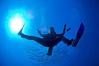 Impressed Diver.