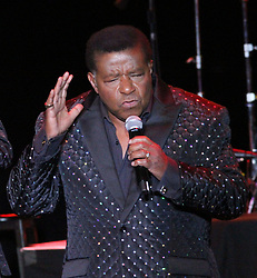 JEROME ANTHONY GOURDINE of Little Anthony and the Imperials on stage Sunday, June 17, 2018 in Las Vegas, Nevada. The group first organized in 1958 and are members of the Rock and Roll Hall of Fame with noted songs Tears On My Pilloow and Shimmy, Shimmy, Ko-Ko-Bob. (Credit Image: © Barry Sweet via ZUMA Wire)