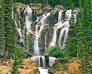Tangle Creek, Jasper National Park, Alberta, Canada.