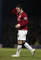 Photo: Olly Greenwood.<br />Southend United v Manchester United. Carling Cup. 07/11/2006. Manchester United's Wayne Rooney