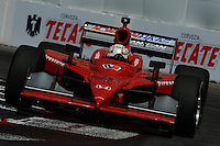 Robert Dornbos, Long Beach, Indy Car Series
