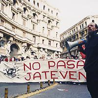 No Global Forum - Napoli 14-17.3.2001