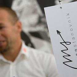20091222: Auto-moto - Press conference of biker Miran Stanovnik before 32nd Rally Dakar