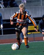 24.05.1987, Lahti, Finland. .SM-sarja, FC Kuusysi v Reipas.Marko Ignatius - Reipas.©JUHA TAMMINEN
