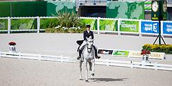 Maria Caetano, (POR), Xiripiti - Grand Prix Team Competition Dressage - Alltech FEI World Equestrian Games™ 2014 - Normandy, France.<br /> © Hippo Foto Team - Leanjo de Koster<br /> 25/06/14