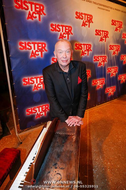 NLD/Amsterdam/20130123 - Perspresentatie musical Sister Act, Frans Mulder