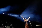 Milano, 4° Sabaoth festival della Musica Cristiana, Liliana Oliveri, cantante lirica.