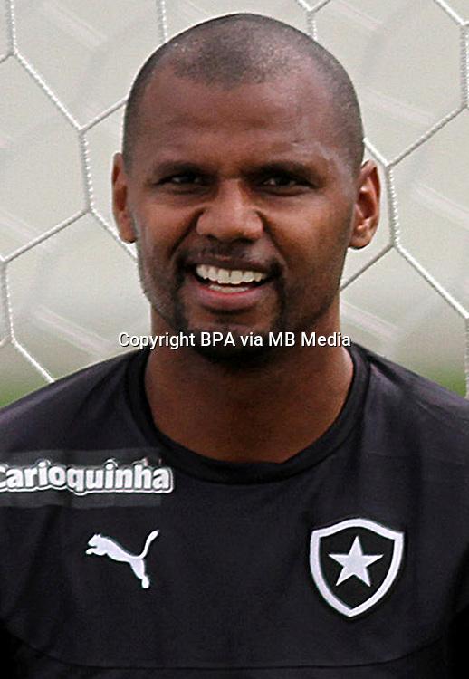 "Brazilian Football League Serie A /<br /> ( Botafogo de Futebol e Regatas ) -<br /> Jefferson de Oliveira Galvao "" Jefferson """