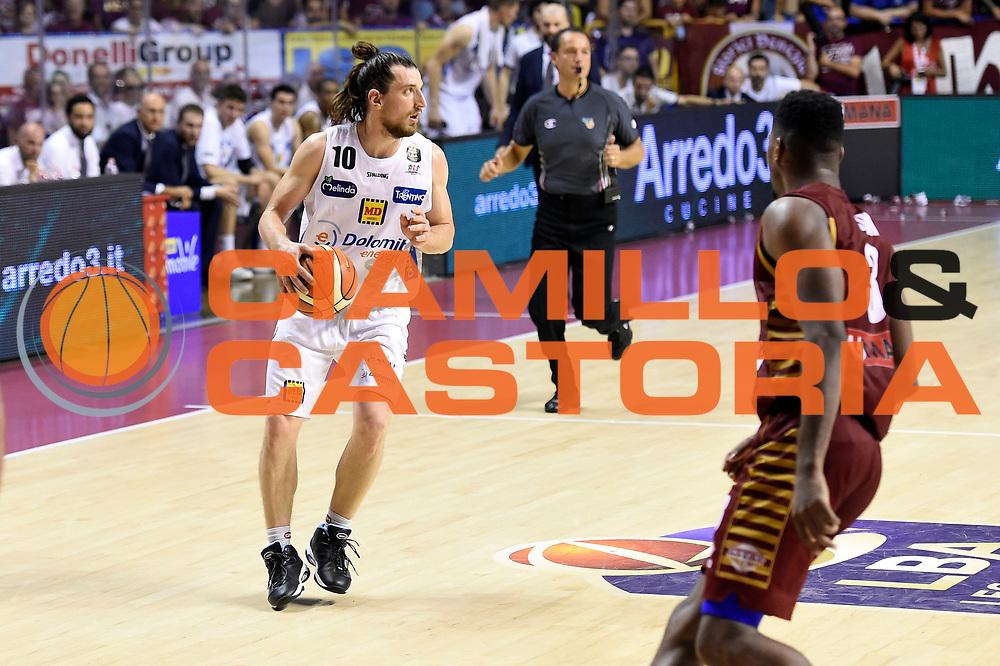 Andres Pablo Toto Forray<br /> Umana Reyer Venezia - Dolomiti Energia Aquila Basket Trento<br /> Lega Basket Serie A 2016/2017<br /> Playoff, finale gara 5<br /> Venezia, 18/06/2017<br /> Foto M.Ceretti / Ciamillo-Castoria