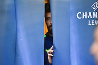 Gerard PIQUE - 15.04.2015 - Paris Saint Germain / Barcelone - 1/4Finale Aller Champions League<br />