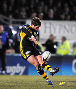 Wycombe, GREAT BRITAIN, Wasps' Danny CIPRIANI, during the Guinness Premiership game, London Wasps vs Sale Sharks 15.04.2008 [Mandatory Credit Peter Spurrier/Intersport Images]