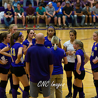 09-08-16 Berryville Jr. High Volleyball vs. Green Forest