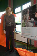 Prinses Maxima will start this day the campagne for the Orange Foundation<br />