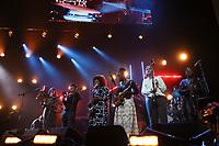 SEED Ensemble perform at the 2019 Hyundai Mercury Prize, Eventim Apollo, London, UK, Saturday 06 July 2019<br /> Photo JM Enternational