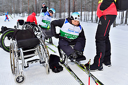 Behind The Scenes at the 2018 ParaNordic World Cup Vuokatti in Finland