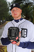 Detroit Tigers Photo Day 2010