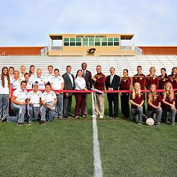 Soccer-Lacrosse Stadium Dedication
