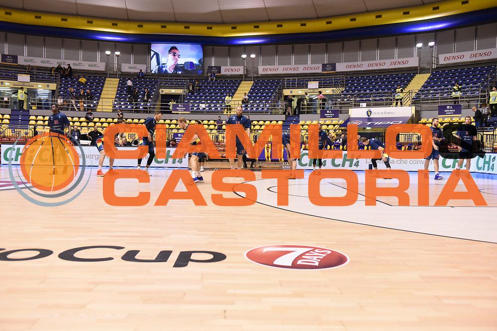 Morabanc Andorra La Vella<br /> FIAT Torino - Morabanc Andorra La Vella<br /> Eurocup 7Days 2017-2018<br /> Torino 17/10/2017<br /> Foto M.Matta/Ciamillo &amp; Castoria
