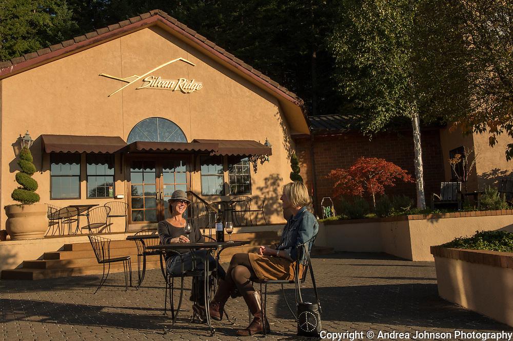 Silvan Ridge Winery, Eugene, Oregon