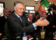 Cavaco Silva em campanha eleitoral para a presidencia da republica na Ilha da Madeira 2011