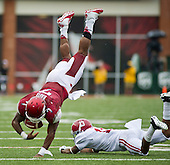 2012 Alabama vs. Arkansas football
