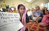 "the ""Day of Hope and Healing"" at The Sikh Society of Florida in Southwest Ranches on Sunday August 12, 2012.  Staff photo/Cristobal Herrera"