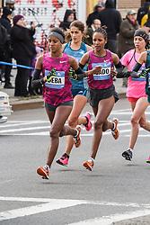 NYC Marathon, Deba, Moreira