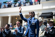 August 14-16, 2012 - Pebble Beach / Monterey Car Week. Stephan Winkelmann, CEO of Lamborghini