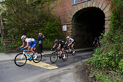 Rachele Barbieri (ITA) at ASDA Tour de Yorkshire Women's Race 2018 - Stage 2, a 124 km road race from Barnsley to Ilkley on May 4, 2018. Photo by Sean Robinson/Velofocus.com