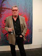 John Hoyland, Jerwood painting prize, Jerwood Space, 20 May 2003. © Copyright Photograph by Dafydd Jones 66 Stockwell Park Rd. London SW9 0DA Tel 020 7733 0108 www.dafjones.com