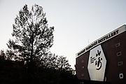 Yamazaki, November 22 2011 - Suntory whisky distillery in Yamazaki, Japan. The main building.