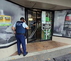 Tauranga-Attempted robbery of Greerton Liquor Store